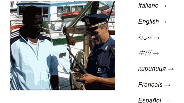 Controllo e ritiro permessi di soggiorno napoli portale for Polizia di stato caserta permesso di soggiorno