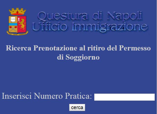 Numero permesso di soggiorno dove si trova sfondo for Controllare il permesso di soggiorno