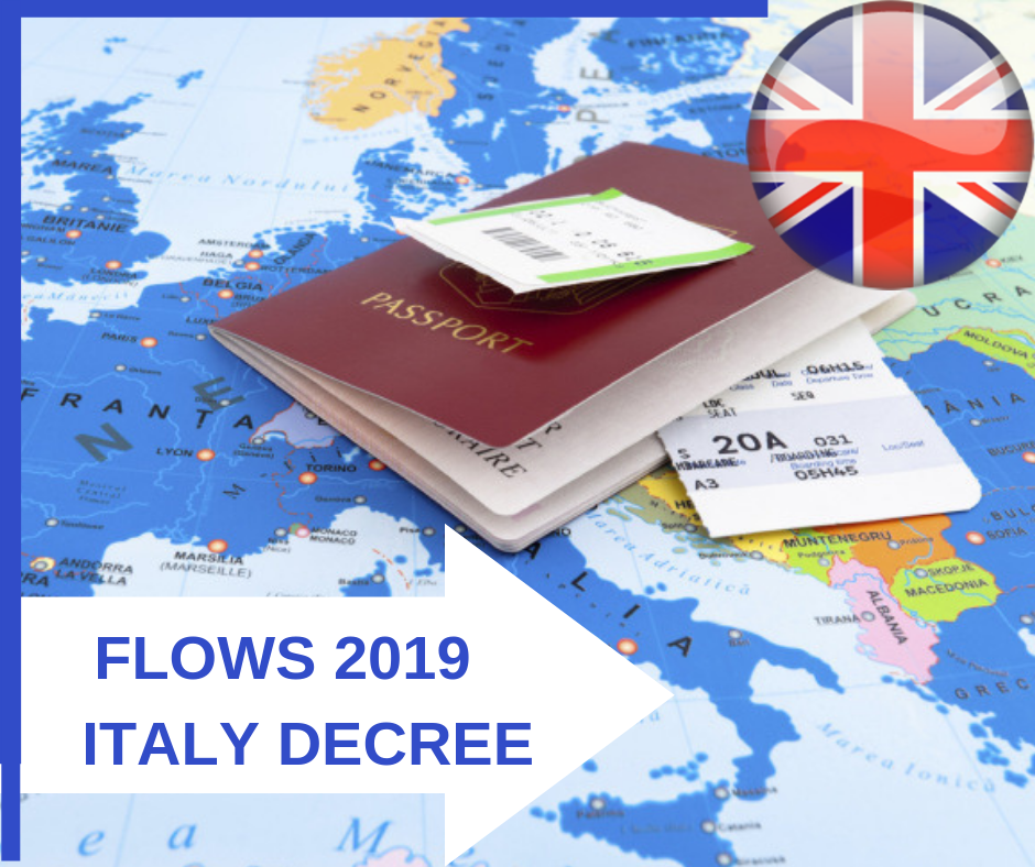 decree on flow 2019