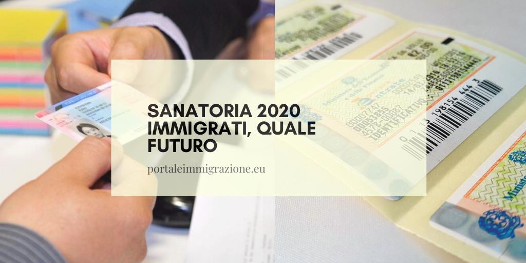 Sanatoria 2020 immigrati, quale futuro per la regolarizzazione